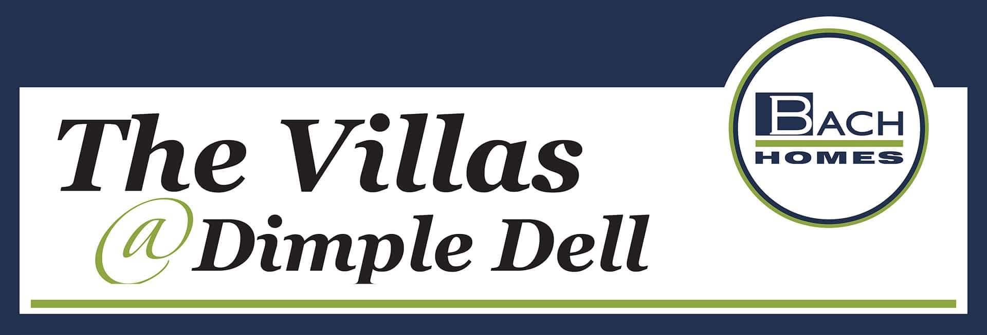 The Villas at Dimple Dell