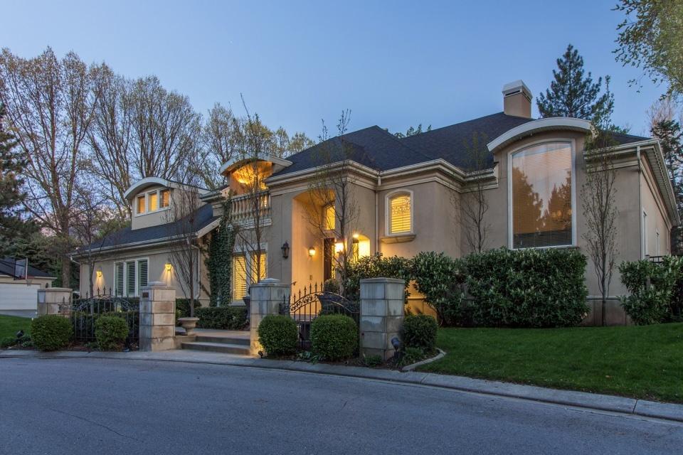 Sneak A Peek!  Gorgeous Holladay Home!