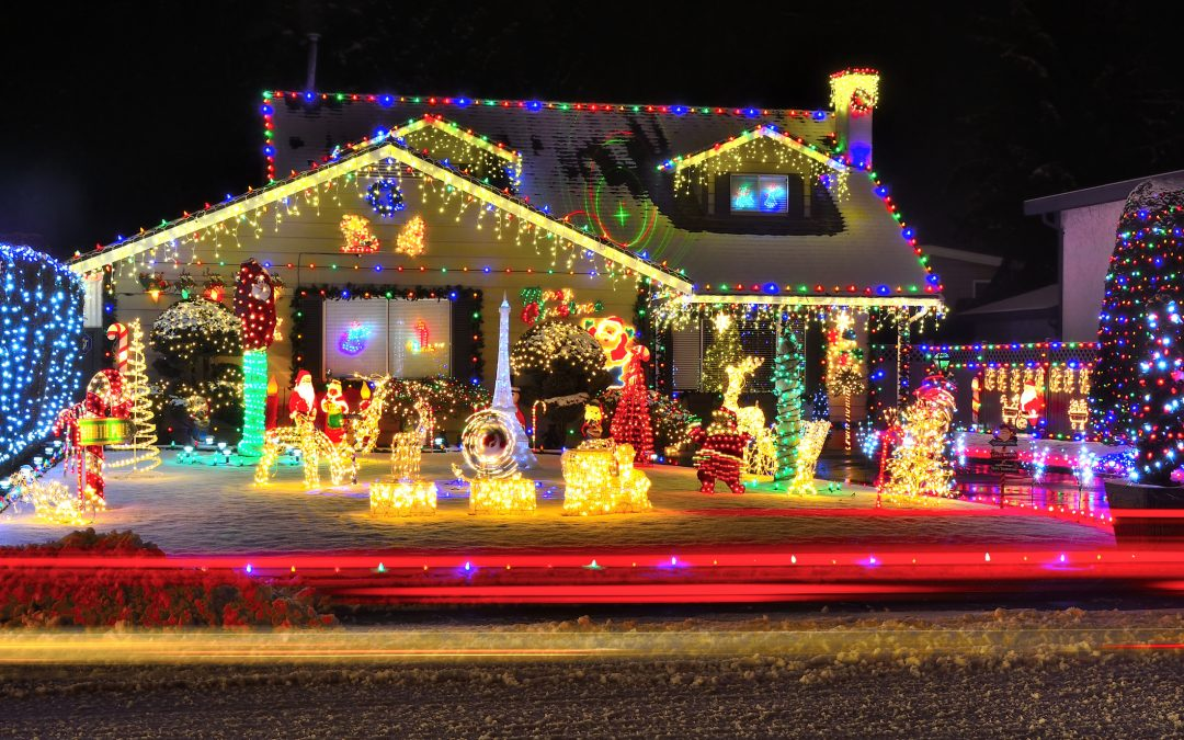 Christmas Home Lights Contest
