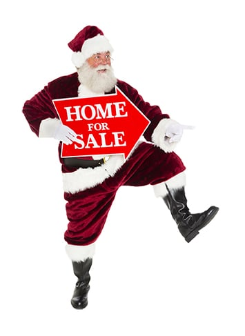 "'Tis The Season To ""Believe"" & Buy A New Home!"