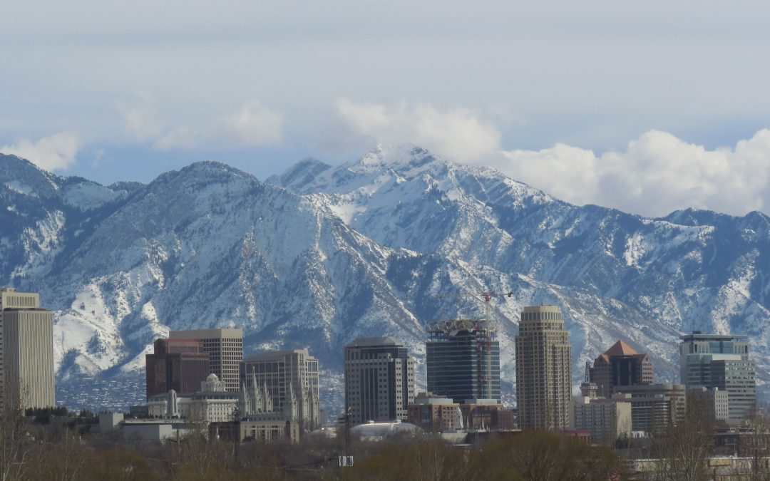 UTAH CURRENTLY #1 IN U.S. POPULATION GROWTH