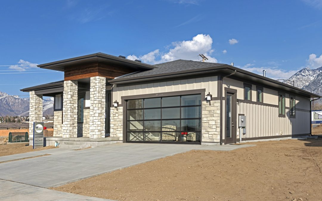 """""""GRAND RE-OPENING"""" MODEL HOME EVENT"""