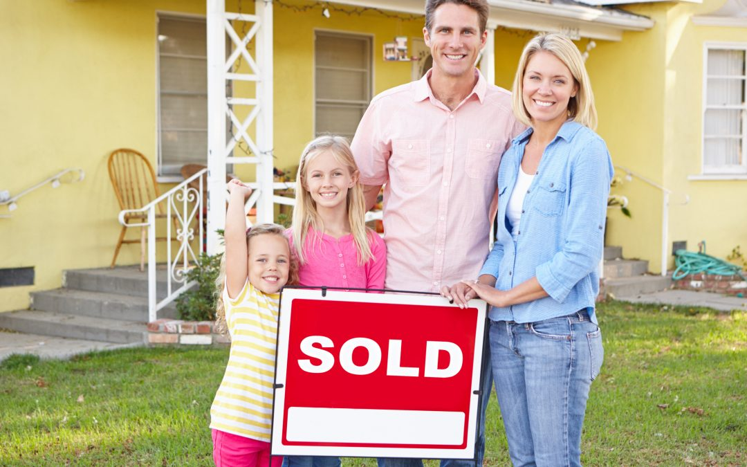 Top Tips for First Time Home Sellers