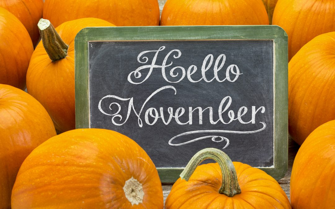 Hello November!- Luxury Open House Tours