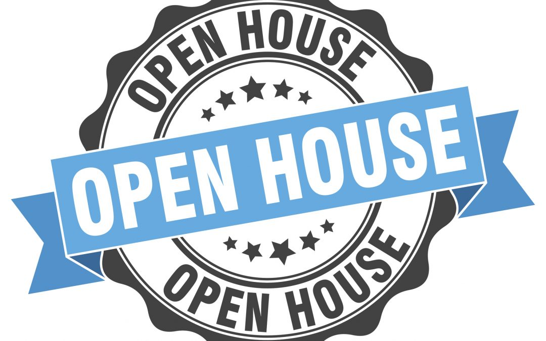 WEEKEND OPEN HOUSE TOURS