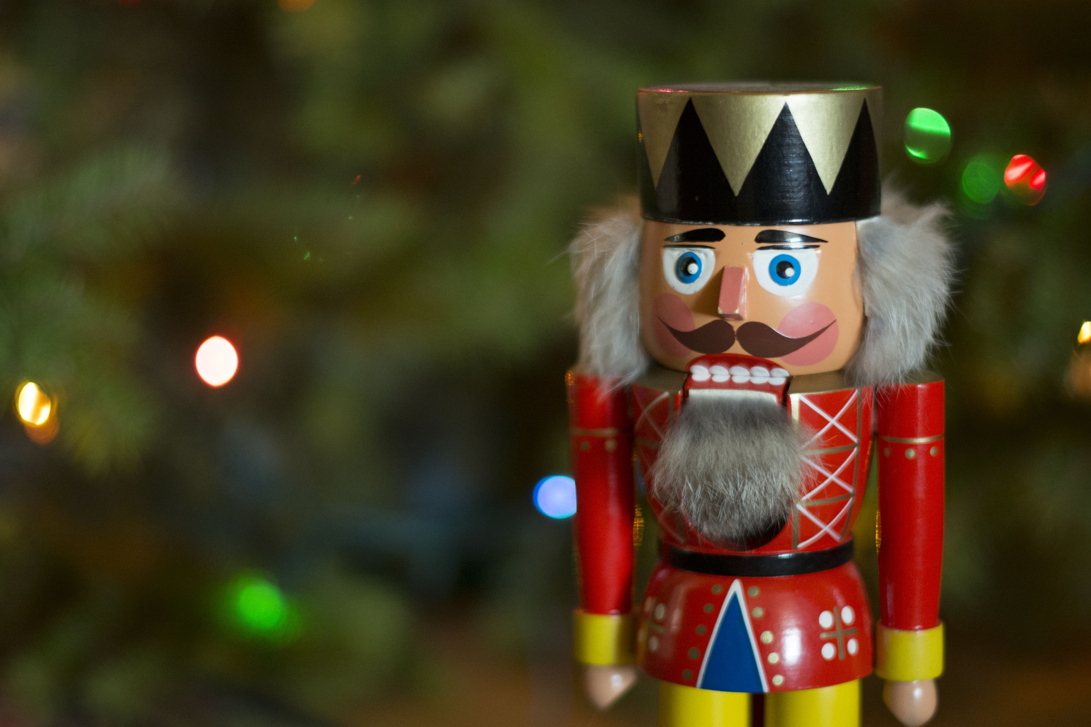 """... West's updated """"The Nutcracker,"""" which runs at Weber State University's Browning Center on Nov. 23-24 and at the Capitol Theatre in Salt Lake City, Dec."""