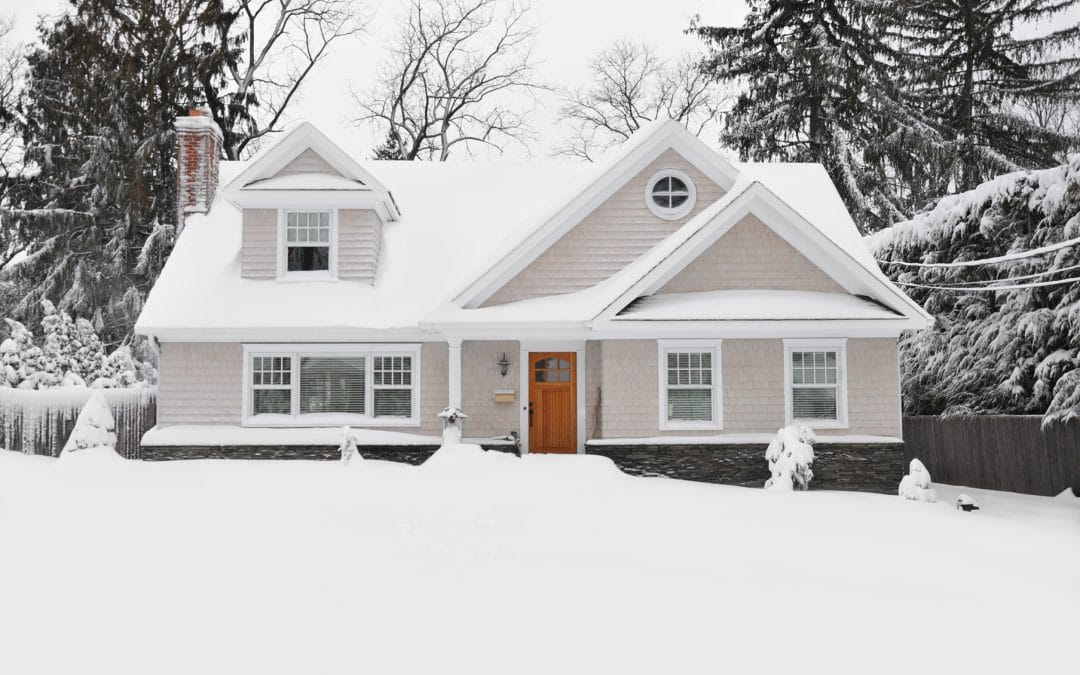 3 Ways To Spruce Up A Home To Sell In The Winter