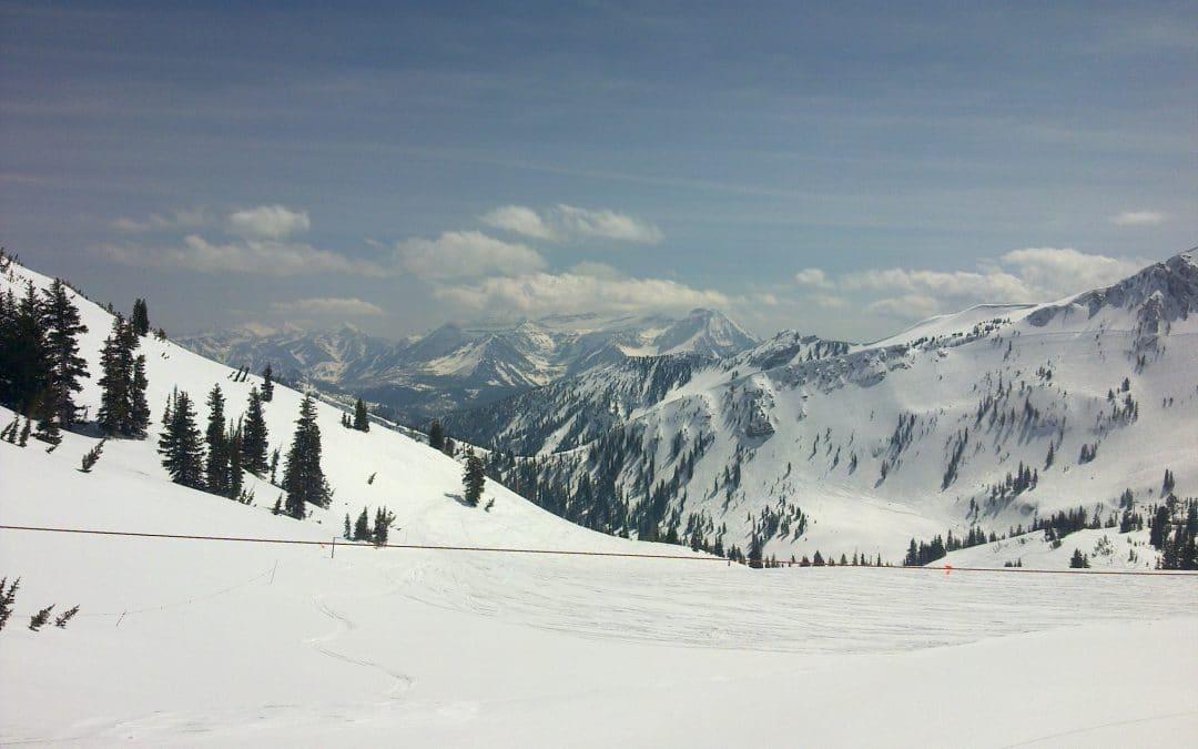 Alta Voted Best Ski Resort In Utah