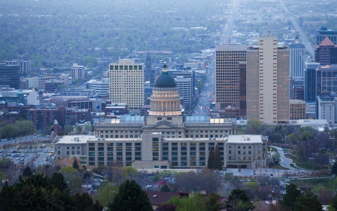 Salt Lake City Among Top 15 Best State Capital Cities