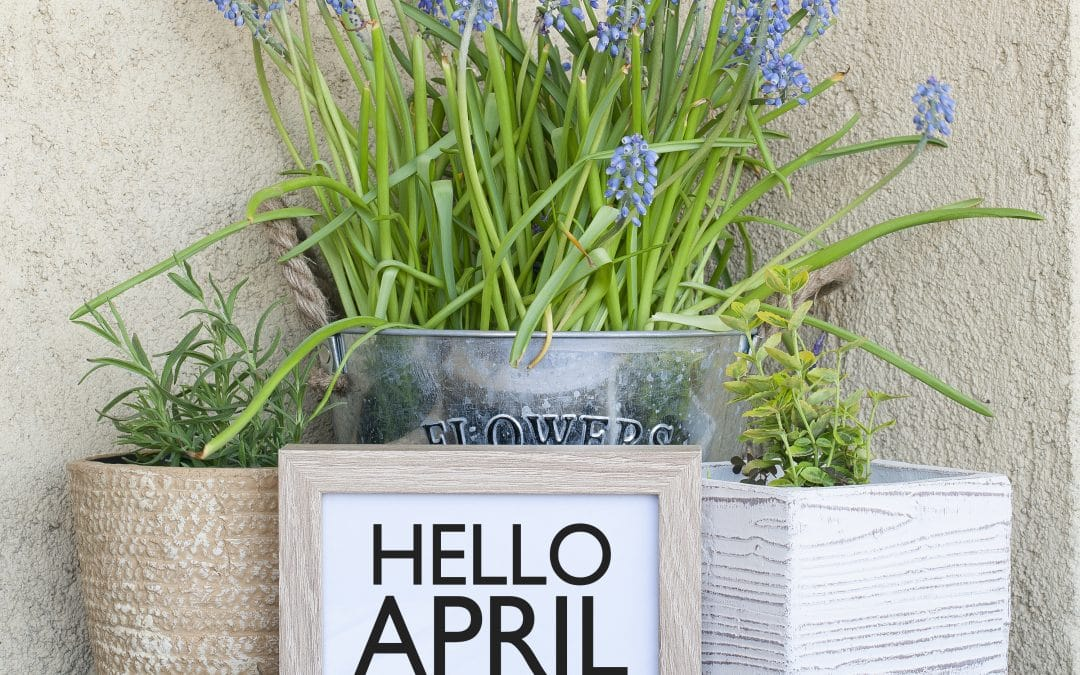 """HELLO APRIL"" OPEN HOUSE TOURS"