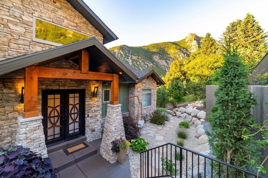 Modern Mountain Luxury