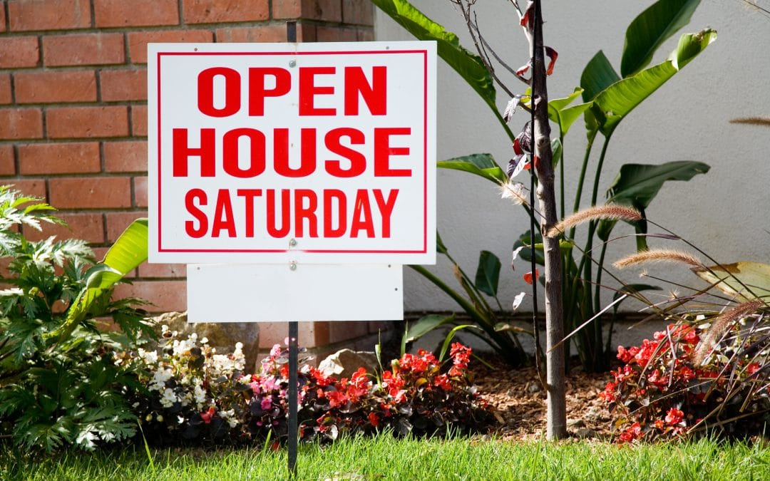OPEN HOUSE SATURDAY, MAY 11, 2019