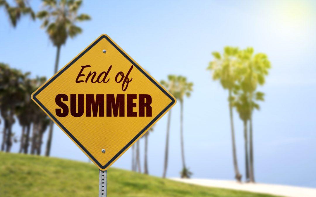 GOODBYE SUMMER OPEN HOUSE TOURS