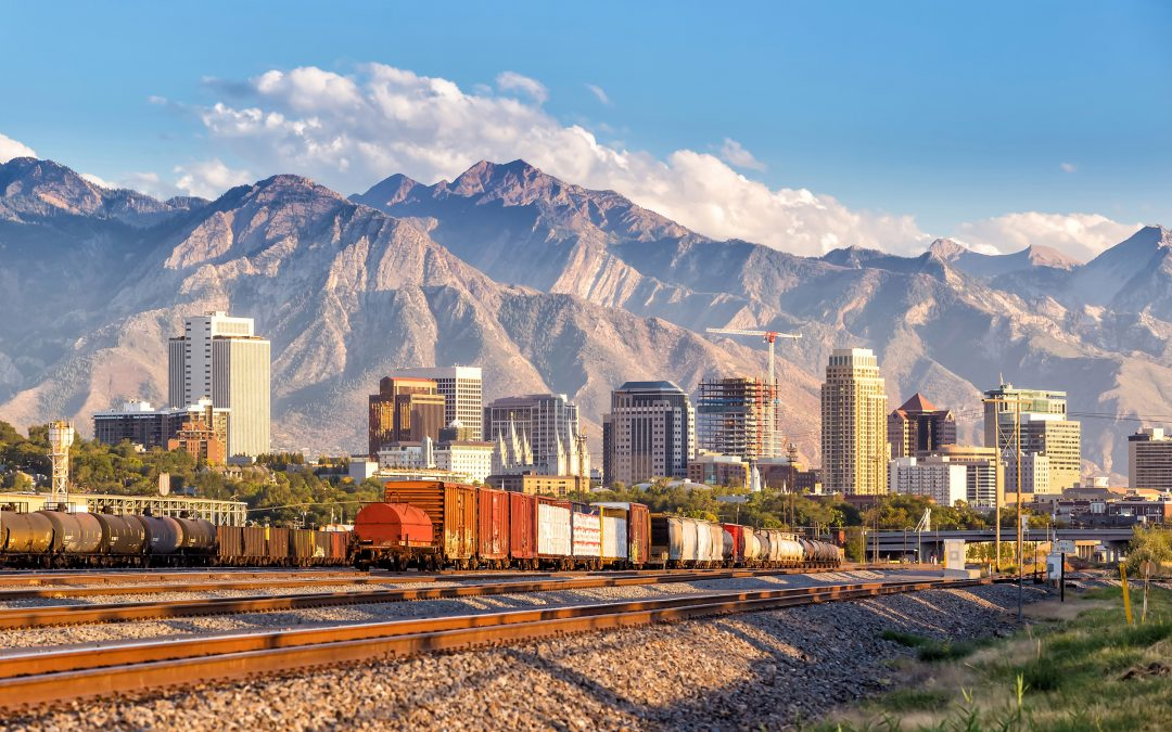Utah #2 Fastest Rates of Job Growth