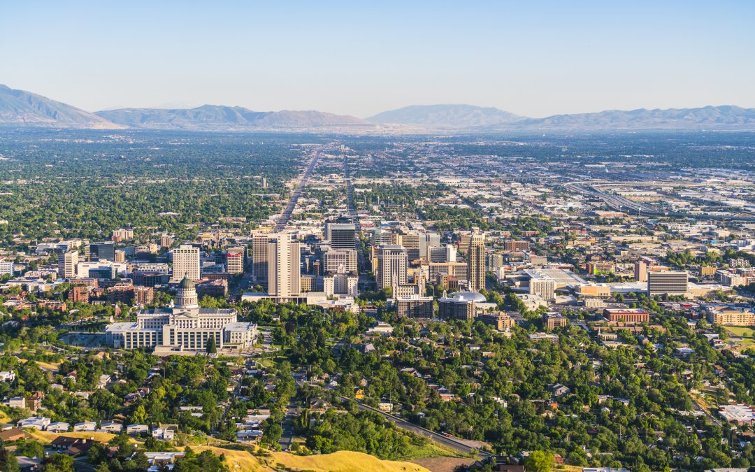 UTAH'S AMONG FASTEST GROWING STATE IN THE NATION