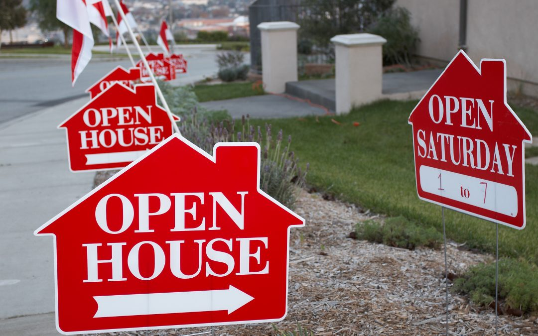 OPEN HOUSE SATURDAY, MAY 2, 2020