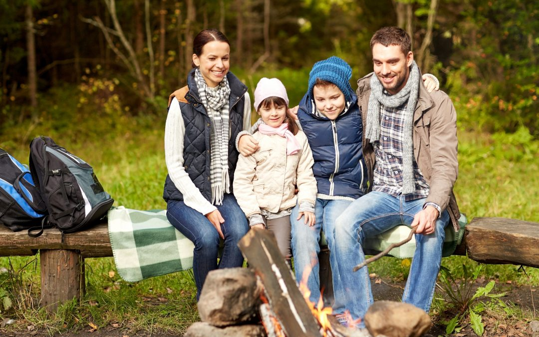 TAKE YOUR FAMILY CAMPING THIS SUMMER