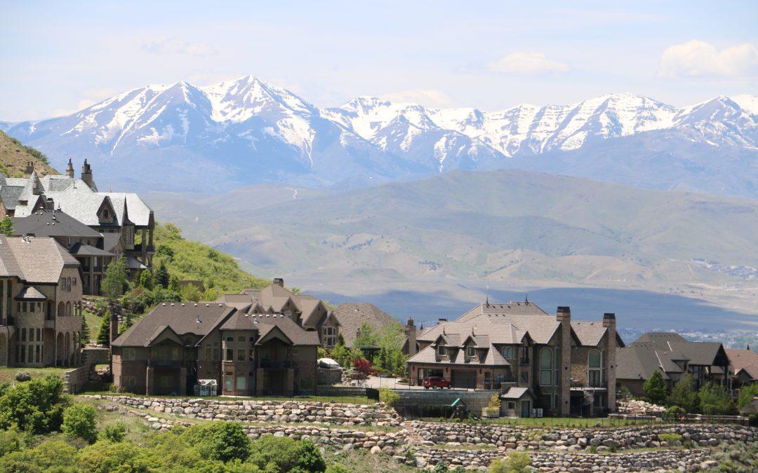 The Housing Explosion In Utah