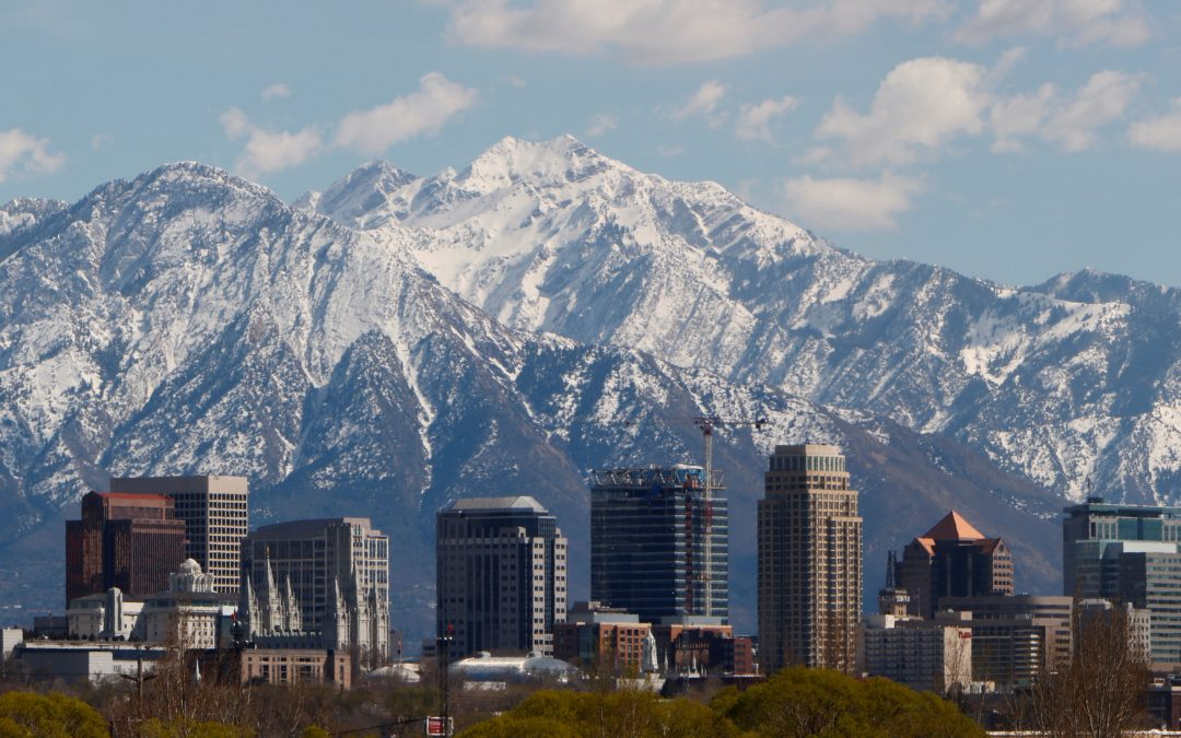 HOME BUYERS MOVING TO SALT LAKE CITY